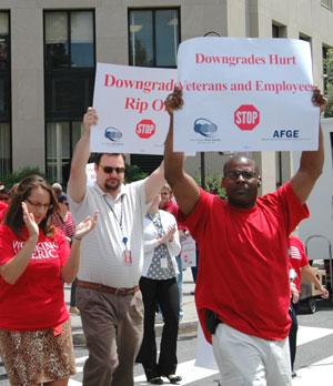 AFL-CIO: Federal Employees Already Have Given Enough