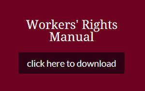 EJC's Worker's Rights Manual Goes Online